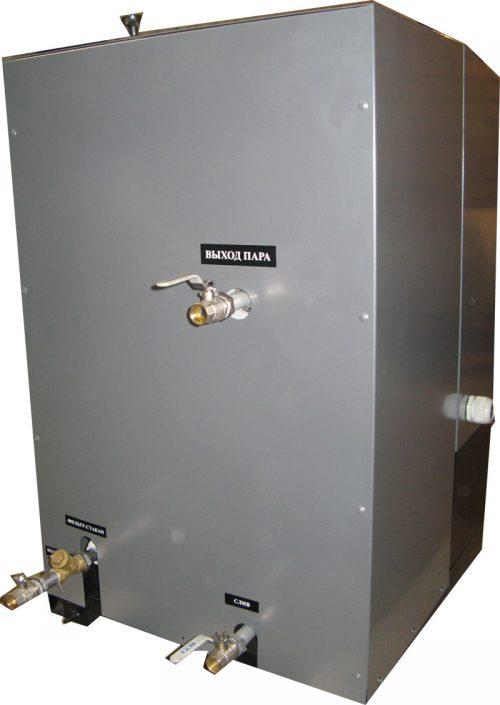 Парогенератор электрический электродный марки ПАР (ПЭЭ) с регулируемой мощностью