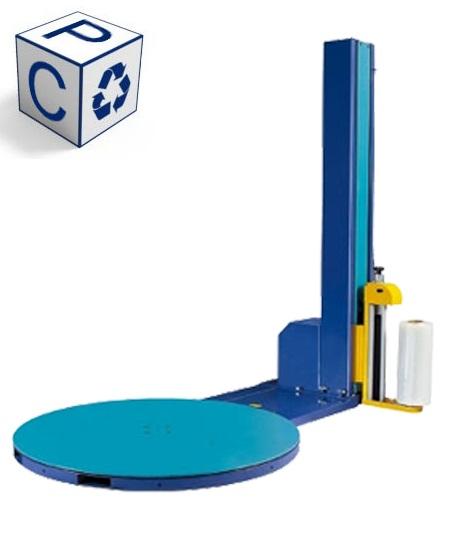 Паллетоупаковщик. Оборудование для упаковки в стрейч-плёнку