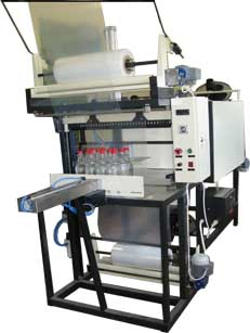 Термоупаковочные машины для продукции стандартных габаритов