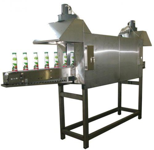 Оборудование для термоусадки колпачков и этикеток