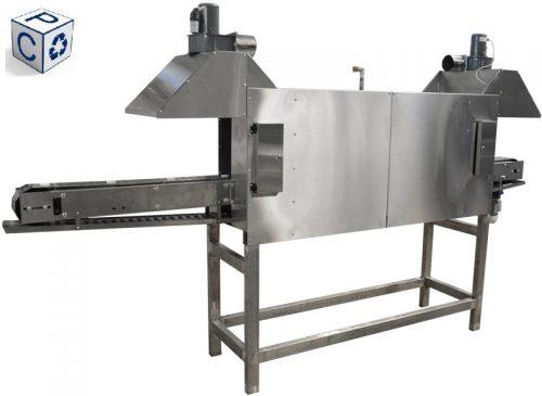 Термоусадочное оборудование. Упаковочный аппарат ТМ-10
